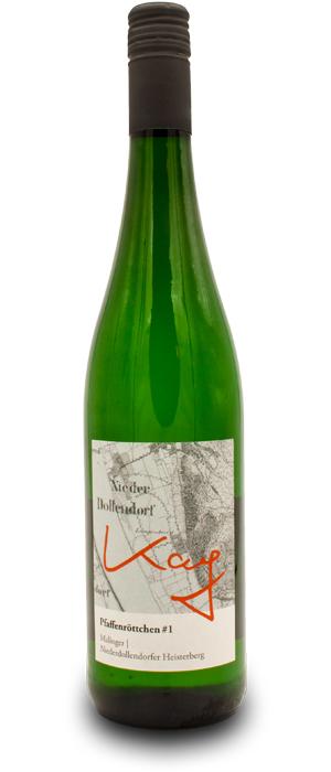Pfaffenröttchen #1 - Malinger, Weißwein